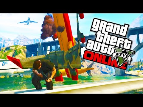 GTA 5 Online Secret Vehicles - Jumbo Jet, Clown Van & Benson Truck! (GTA V Secret & Hidden Vehicles) - UC2wKfjlioOCLP4xQMOWNcgg