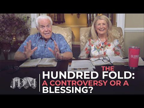 Boardroom Chat:  The Hundred Fold:  A Controversy or a Blessing?  Jesse & Cathy Duplantis