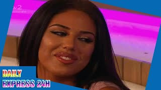 Love Island's Anna causes meltdown with X-rated Ovie and Jordan comment