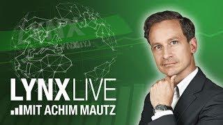 LYNX Live am 16.08.2019 Börse einfach, kurz direkt auf den Punkt gebracht + die Hot Stocks der Woche