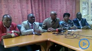 Chairman of Parliamentary Committee on Agriculture Haji opposes Kiunjuri's plan to import 12.5M bags