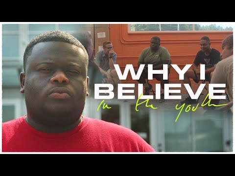 Why I Believe In The Youth  Elevation YTH  Antonio Alexander