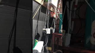 Arduino water management system dosing