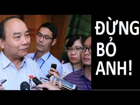 Nguyễn Xuân Phúc trước nguy cơ bị báo chính thống bỏ mặc