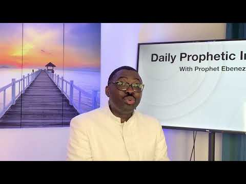 Prophetic Insight June 7th, 2021