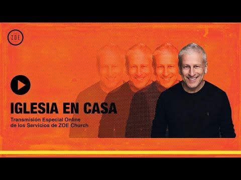 IGLESIA EN CASA  CON LOUIE GIGLIO  3PM
