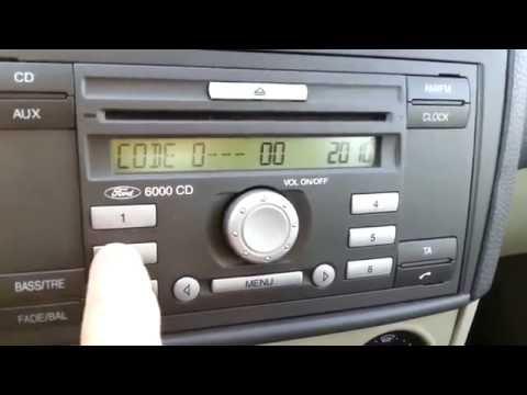 [WG / WJ] inserimento codice autoradio Grand Cherokee wj