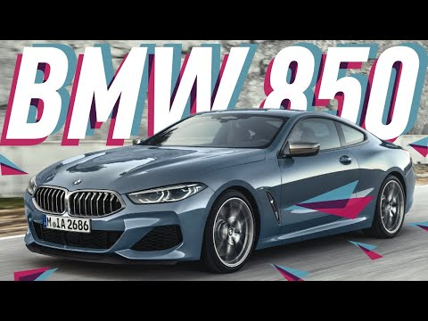 Супер Восьмерка/BMW 8-Series Coupe M850i 2019/Большой Тест Драйв - UCQeaXcwLUDeRoNVThZXLkmw