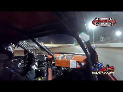 #93 Daniel Barton - Mini Stock - 9-5-2021 Springfield Raceway - In Car Camera - dirt track racing video image