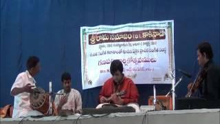 Aravind Bhargav Mandolin, Sabhapatiki, 21-9-2012 - aravindbhargav , Carnatic