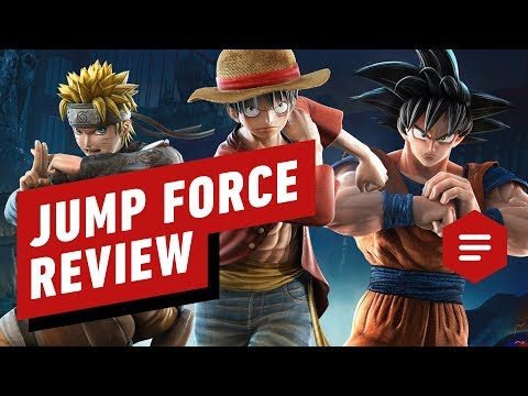 Jump Force Review - UCKy1dAqELo0zrOtPkf0eTMw