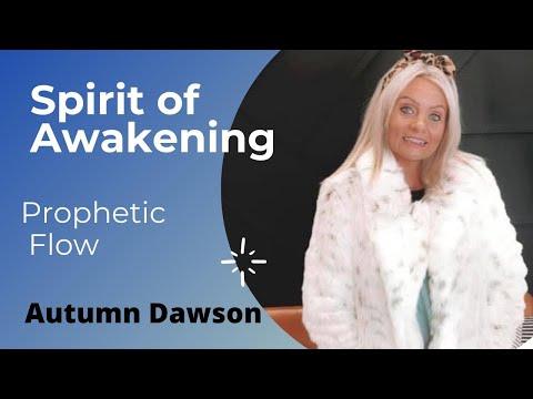 Spirit of Awakening - Autumn Prayer