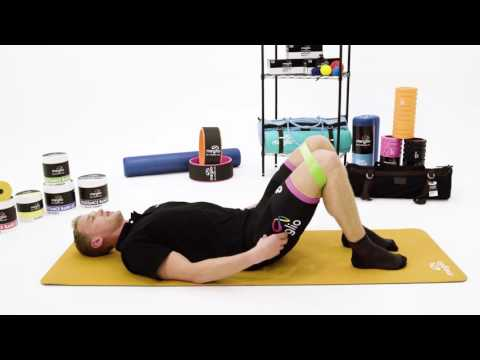 Workout Wednesday - How to do a glute bridge