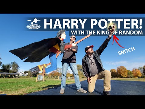 Trying to Fly Harry Potter  - UC9zTuyWffK9ckEz1216noAw