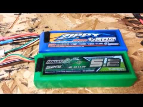 Battery Comparison 10c vs.40c Lipos in a Multi-Rotor Hover Test - UC1Kp1UvTpEQWDNer5pYKiAQ
