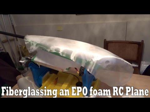 Fiberglassing a EPO foam RC plane - UCArUHW6JejplPvXW39ua-hQ