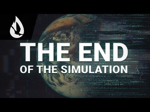 The End of the Simulation