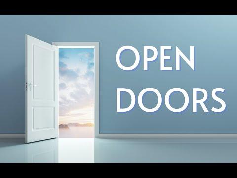 Obedience Will Open Doors  Heather Curnew Myrrh Ministries