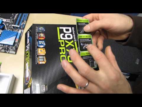ASUS P9X79 Pro X79 Gaming Motherboard Unboxing & First Look Linus Tech Tips - UCXuqSBlHAE6Xw-yeJA0Tunw