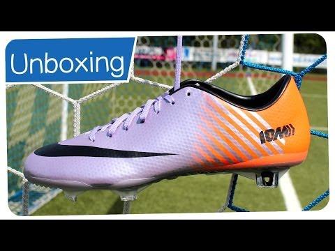 72ea965b7 Nike Mercurial Vapor IX 10M - CR7 Boots 2014 - Unboxing