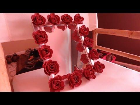 DIY Decor: Recycled Egg Carton into Roses/Flowers - UCrZNyk5nwltwyILAdH9OvIQ
