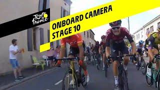 Onboard camera - Stage 10 - Tour de France 2019