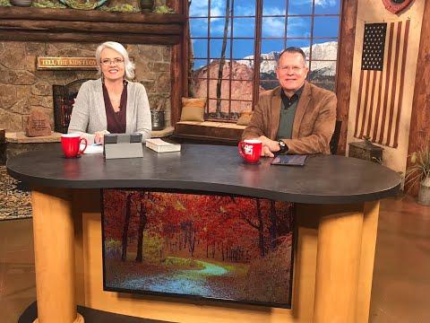 Charis Daily Live Bible Study: Joy is Powerful - Daniel Amstutz - October 23, 2020