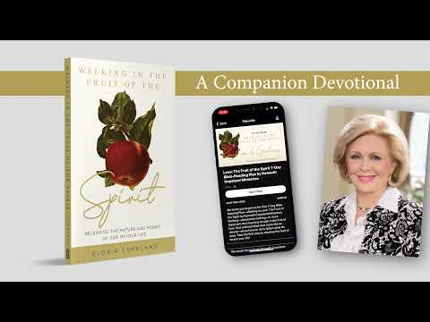 Walking in the Fruit of the Spirit YouVersion Devotions Now Available!