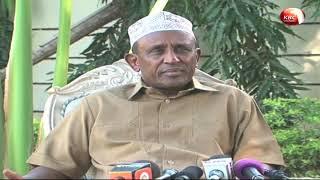 Garissa governor clashes with MCAs over Punguza Mzigo bill