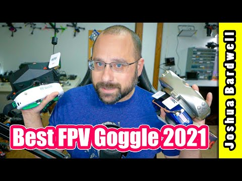 Best FPV Goggle Buyer's Guide 2021 - UCX3eufnI7A2I7IkKHZn8KSQ