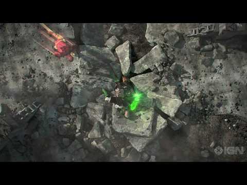 DC Universe Online - Cinematic Trailer (Comic-Con '10) - UCKy1dAqELo0zrOtPkf0eTMw