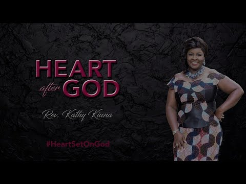 Rev. Kathy Kiuna -Heart After God -JCC Live Announcements  -15th March 2020 (#HeartSetOnGod)