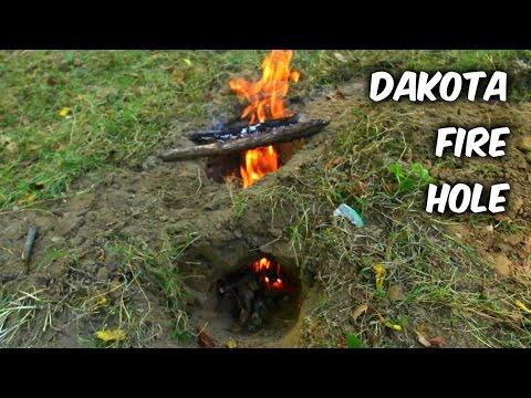 The Dakota Fire Hole - Survival Hack #49 - UC3TFbM8L7wEtxC8OqVSRJ4w