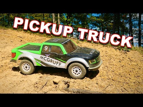 Slick 4WD Trophy Truck - GPToys 926 McGruff - TheRcSaylors - UCYWhRC3xtD_acDIZdr53huA