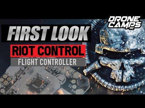 Rotor Riot - Riot Control Flight Controller - FIRST LOOK & REVIEW - UCwojJxGQ0SNeVV09mKlnonA