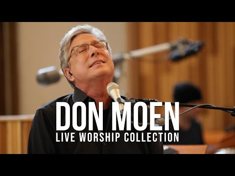Don Moen Live Worship Collection