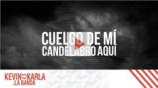 Chandelier (spanish version by Kevin Vásquez) [Lyric Video]