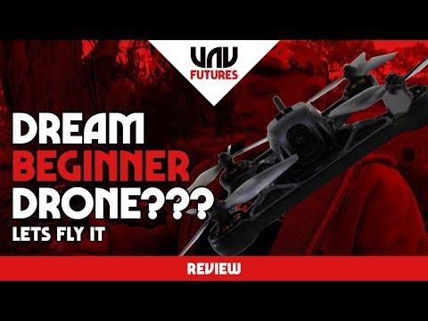 UNBREAKABLE BEGINNER DRONE W/ ZERO SOLDERING? TBS OBLIVION - UC3ioIOr3tH6Yz8qzr418R-g