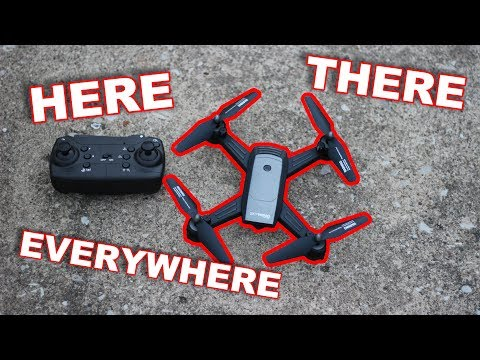 "The ""Buy It Everywhere"" Drone .. SHOULD YOU?! - Sky Wind LH-X34F - TheRcSaylors - UCYWhRC3xtD_acDIZdr53huA"