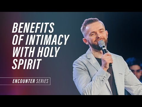 INTIMACY WITH HOLY SPIRIT  Pastor Vlad