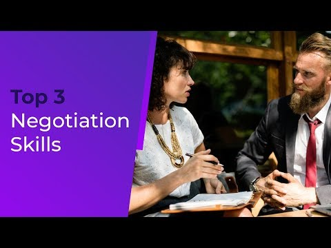 The Top 3 Negotiation Skills Of Persuasive People  Brian Tracy