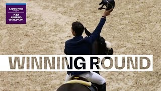 Steve Guerdat claims his 3rd World Cup title | Longines FEI Jumping World Cup™ FINAL