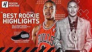 Derrick Rose CRAZY Rookie Year Highlights from 2008/2009 NBA Season! Future MVP! HD