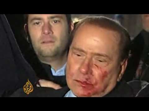 Italy's Prime minister attack