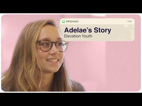 When School Shut Down  Adalae's Story  Elevation YTH