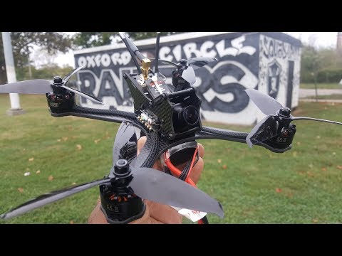 Furibee DarkMax Quick Outdoor Test Flight LOS & FPV - UCJBpeNOjvbn9rRte3w_Kklg