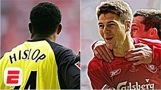 Shaka Hislop's 2006 FA Cup final memories: Liverpool vs. West Ham | FA Cup