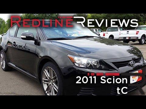 2011 Scion tC Review, Walkaround, Exhaust, & Test Drive - UC2MrtVb1dT4FhcbOlW736kA