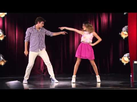Violetta 2 - Vilu y León bailan juntos - UCsN8M73DMWa8SPp5o_0IAQQ