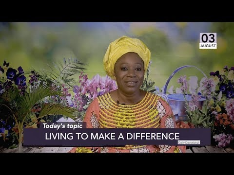Dr Becky Paul-Enenche - SEEDS OF DESTINY  SATURDAY 3RD AUGUST, 2019